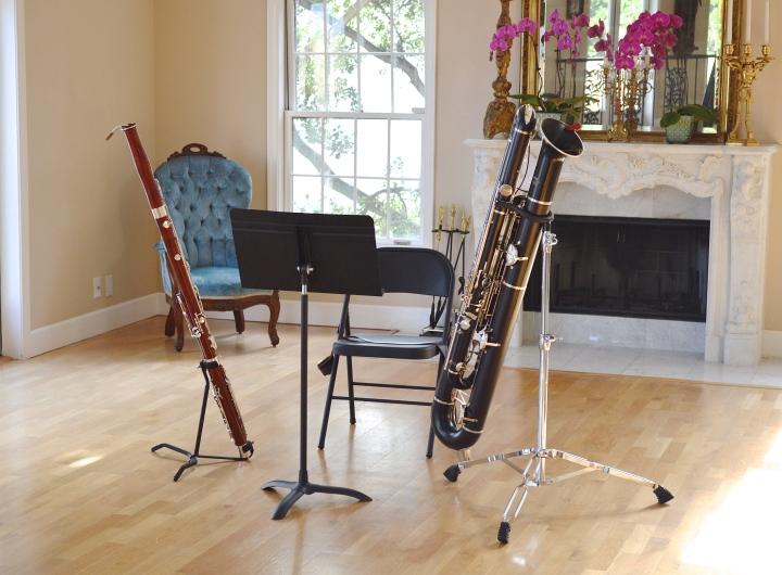 Heckel Bassoon Contraforte