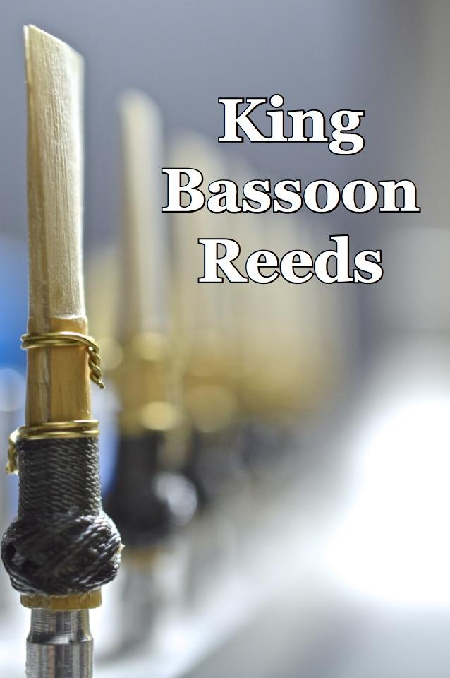 kingbassoonreeds