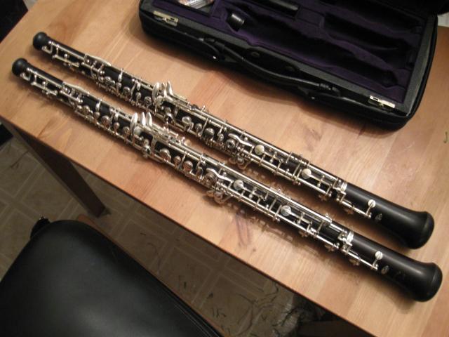 Full Oboe Comparison
