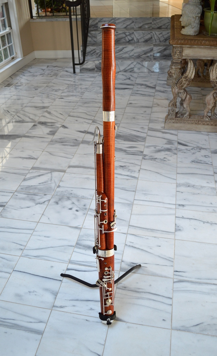 Heckel Bassoon