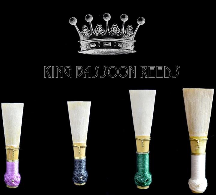 King Bassoon Reeds