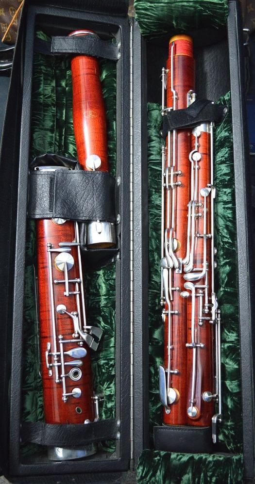 Wiseman Bassoon Case