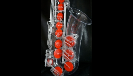 plastic sax