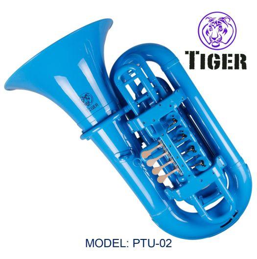 plastic tuba