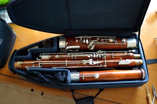 Bonna Bassoon Case