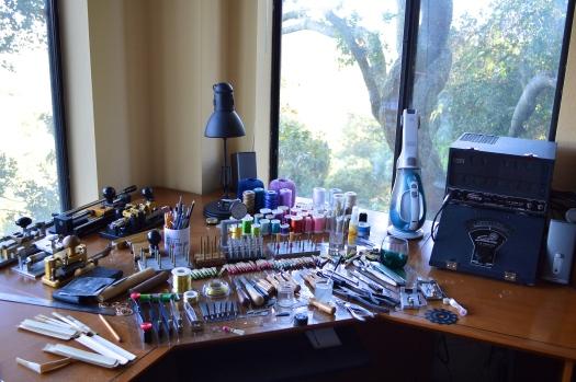 Reed Desk