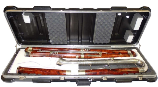Heckel Contrabassoon