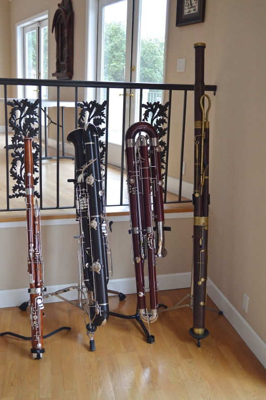 Bassoon Contraforte Contrabassoon Romantic Contrabassoon