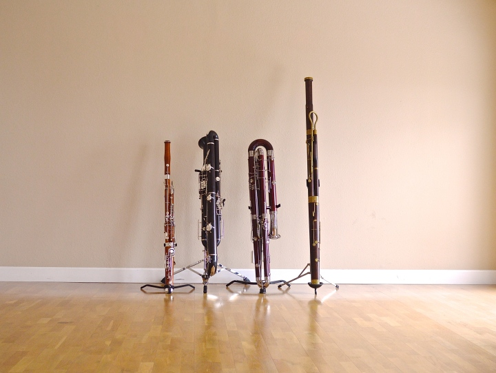 Contrabassoon Contraforte Romantic Contrabassoon