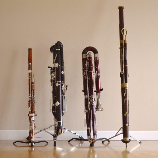Romantic Contrabassoon