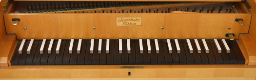 Sperrhake Passau Harpsichord Manual