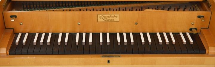 Sperrhake Passau Harpsichord Manual