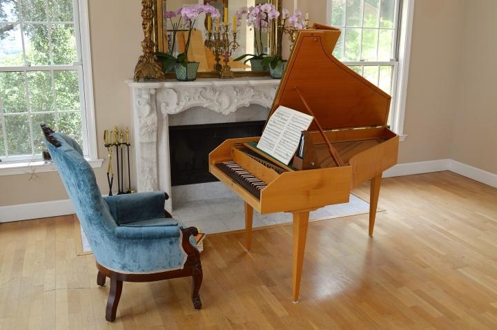 Sperrhake Passau Harpsichord