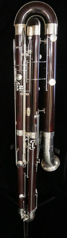 Heckel Contrabassoon 388